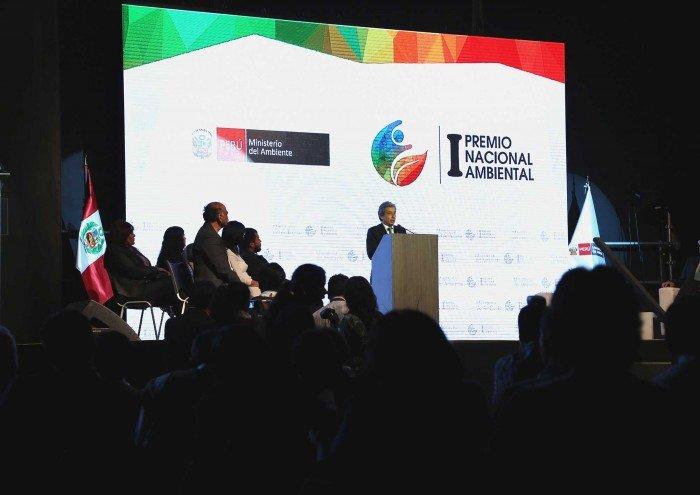 Premio Nacional Ambiental