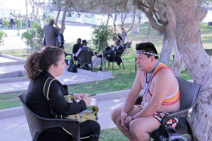 dirigente indigena panama-spda