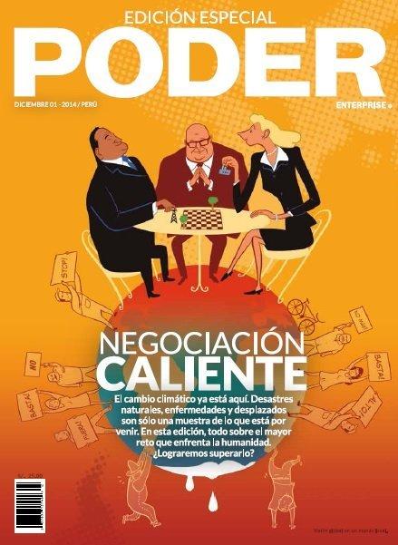 Revista Poder - Portada