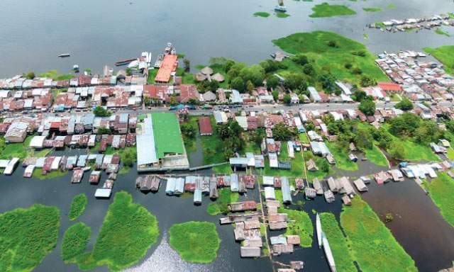 Iquitos_inundación_LaRepública