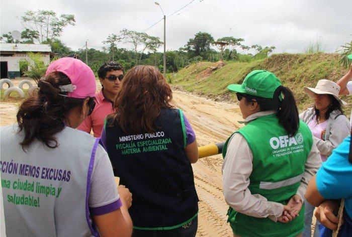 Operativo OEFA_Loreto