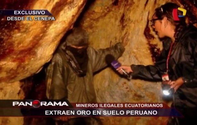 minería ilegal_frontera con Ecuador1