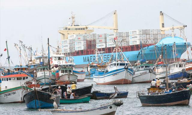 OEFA supervisará empresas pesqueras. Foto La República