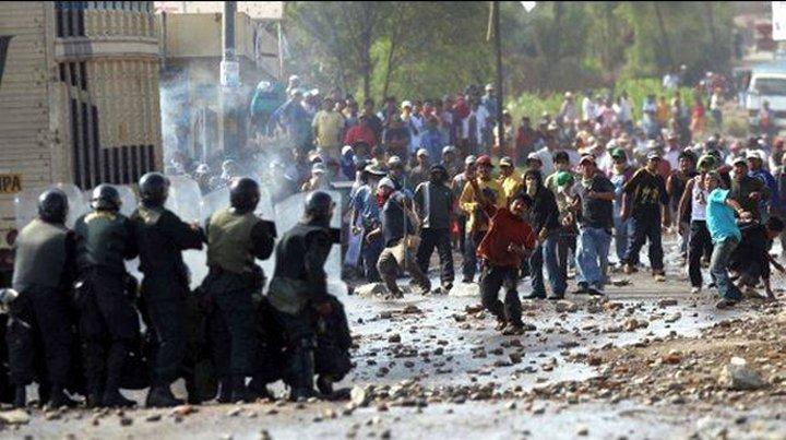 Conflicto en Islay. Tía María. Foto: El Comercio