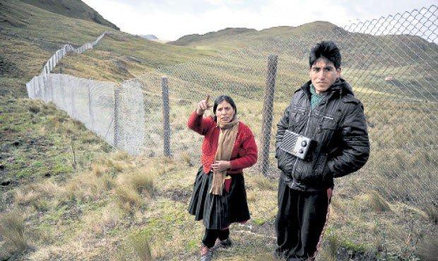 Máxima Acuña Yanacocha. Foto: La República
