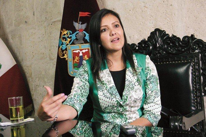 Yamila Osorio. Foto: revistavelaverde.com