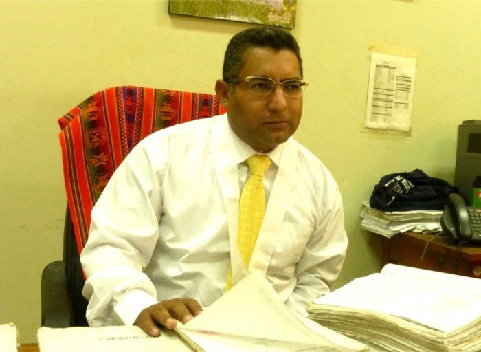 Juez Segundo Juzgado Civil- Caso Botadero Maynas