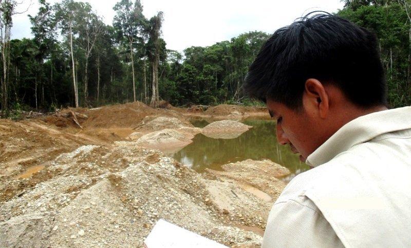operativo mineria ilegal amarakaeri_Sernanp