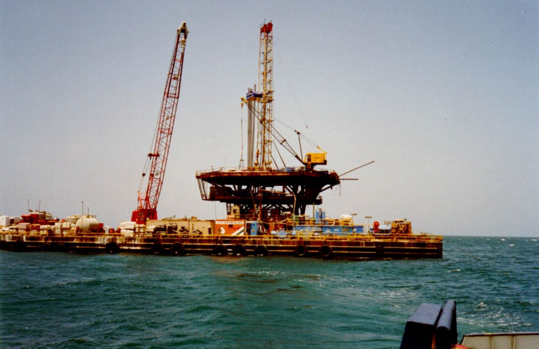 pozo petrolero_agencia andina