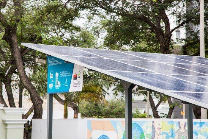 Panel solar Minam