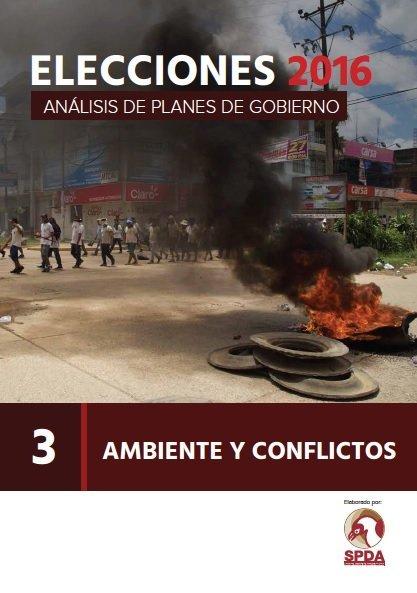 ambiente y conflictos