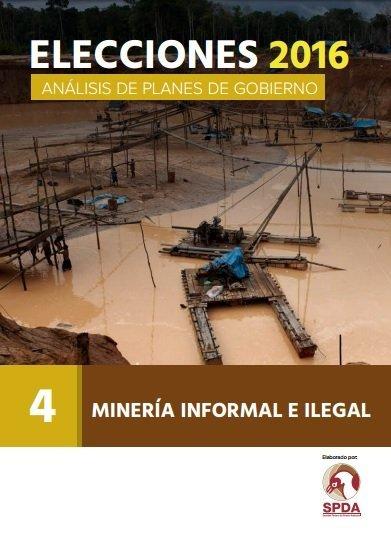 mineria ilegal
