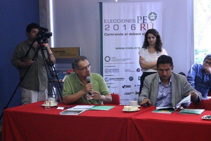 Foro elecciones 2016_bosques_CIES_SPDA