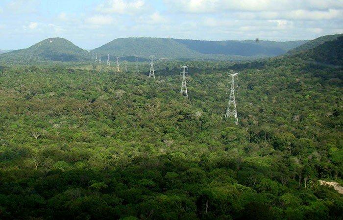 torres Amazonía