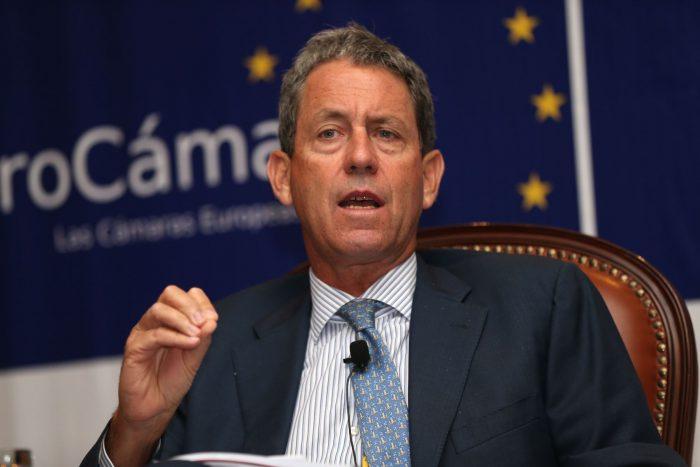 Alfredo Thorne, próximo ministro de Economía. Foto: andina