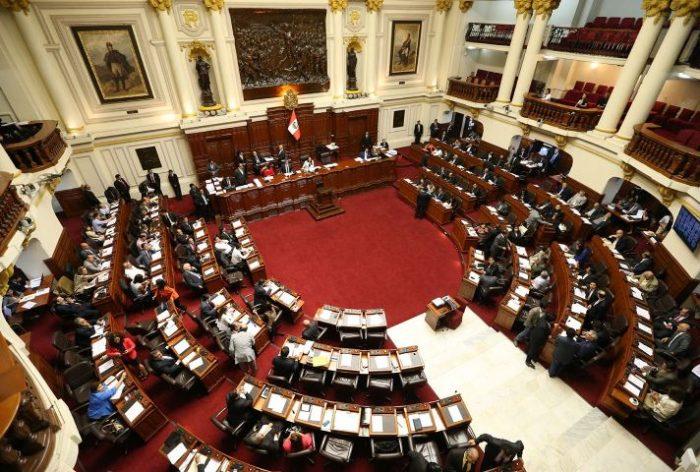 Congreso - Agencia Andina