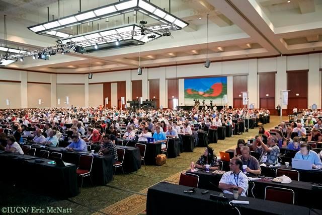 Congreso Mundial de la Naturaleza 2016_UICN_Hawái