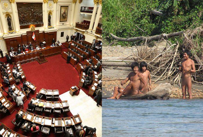 Congreso Mundial de la Naturaleza pide a Congreso peruano archivar proyecto que afectaría indígenas en aislamiento