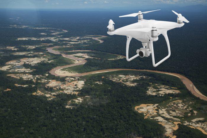 Madre de Dios: drones vigilarán Reserva Nacional Tambopata