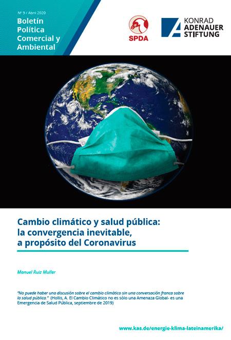 efectos del cambio climatico en la salud pdf