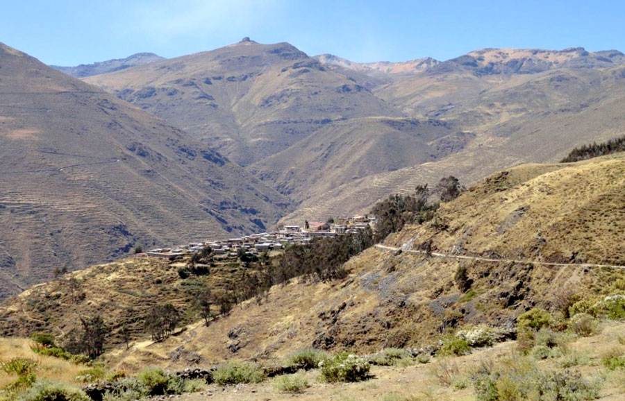 Aprueban proyecto ecosistémico para recuperar la cuenca alta del río Chancay-Huaral